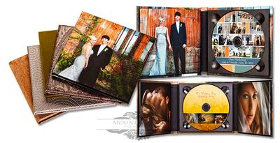 Custom Photo DVD Keepsake Cases
