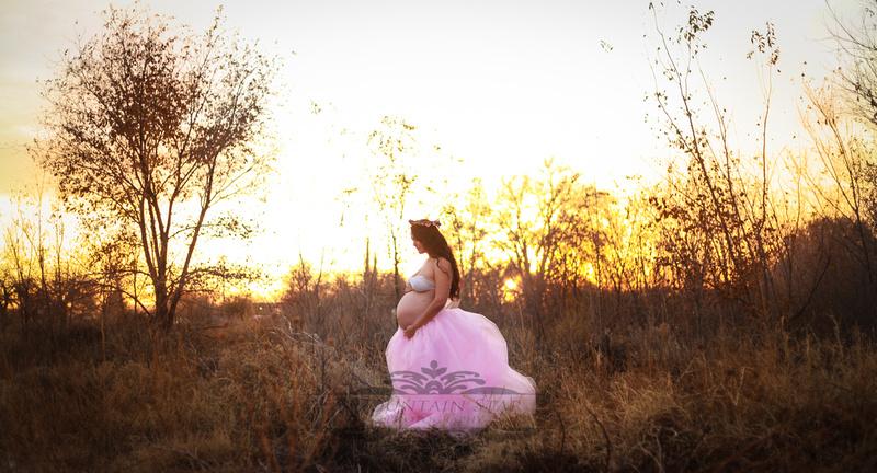 El Paso Maternity Photographer Mountain Star Photography