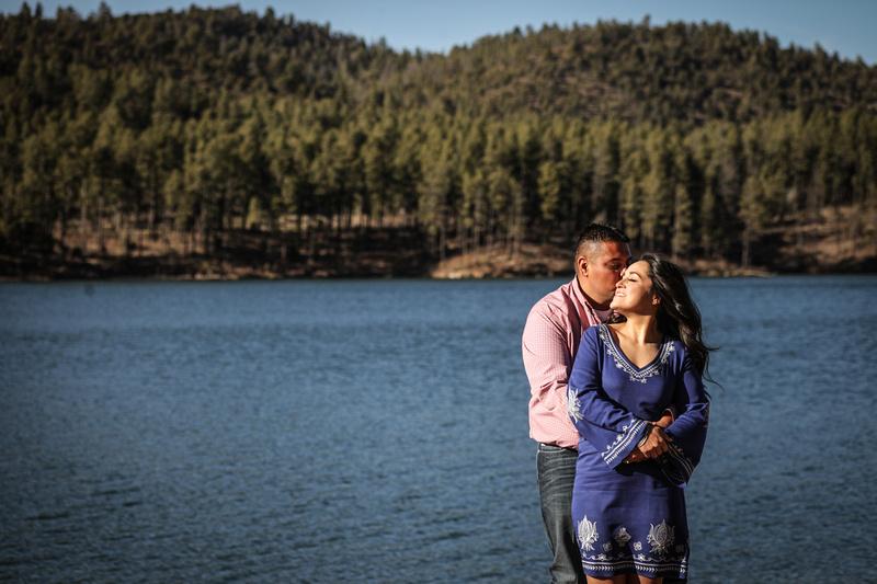 Engagement Photographer El Paso Wedding Photography Mountain Star